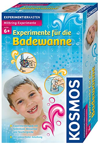 KOSMOS 657130 Experimente für die Badewanne