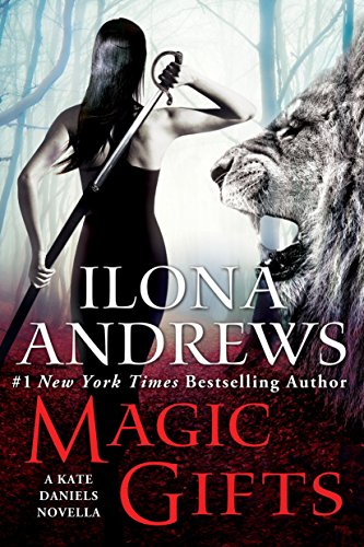 Magic Gifts: A Kate Daniels Novella (English Edition) eBook: Ilona ...