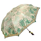 Regenschirm, klappbar, Umbrella Sonnenschirm, Sonnenschirm, Hochwertig, Winddicht, Doppelt, Winddicht. A5