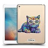 Head Case Designs Offizielle P.D. Moreno Kaetzchen 7 Katzen Ruckseite Hülle für iPad Pro 9.7 (2016)