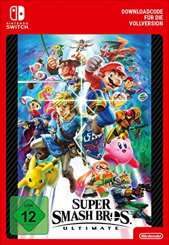 Super Smash Bros. Ultimate | Switch - Download Code -