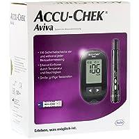 Accu Chek Aviva Blutzuckermessgerät mg/dl und Stechhilfe, 1 preisvergleich bei billige-tabletten.eu
