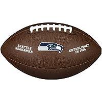 "Wilson ""Seattle Seahawks""-Logo OFFIZIELLER Football"