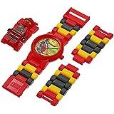 LEGO - Ninjago Jungle Kai - 8020134 - Montre Enfant - Quartz - Analogique