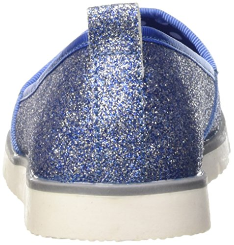 MINI MIGNON 3299163, Espadrilles Mixte Enfant Bleu (Blu)