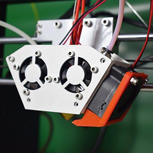 Athorbot Brother 3D Drucker 24V Bereit zum Drucker PLA ABS Nylon TPU Große Baugröße (Couple M10) - 4