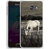 Samsung Galaxy A3 (2016) Housse Étui Protection Coque Cheval Jument Étalon