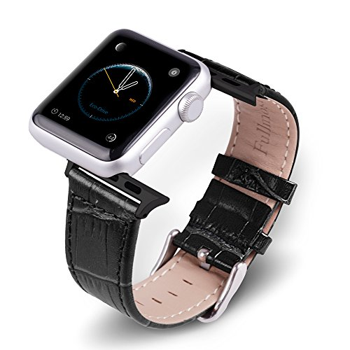 apple-watch-armband-fullmosar-bambus-textur-hauptschicht-rindsleder-lederarmband-mit-edelstahlschlie