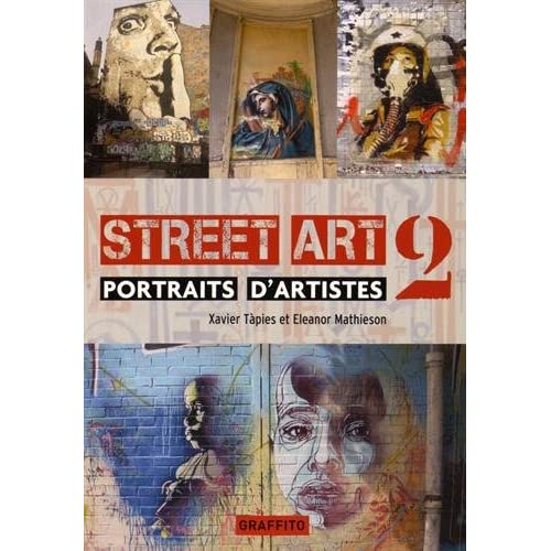Street Art Portraits d'Artistes 2