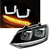 Eagle Eyes VK171-B3WU0-2VSS Scheinwerfer Set, dynamische LED Lauflicht Blinker