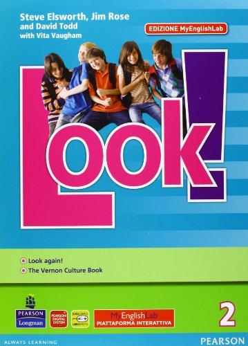 Look! Ediz. MyLab. Per la Scuola media. Con e-book. Con espansione online: 2