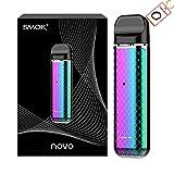 SMOK pod starter kit SMOK novo kit cobra covered vape pen kit con batteria incorporata 450mAh 2ml capacità kit sistema pod system kit