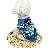 Winkey  Kleidung für Hunde, Sommer-Hundet-Shirt-Haustier-Kleidungs-Kleidungs-Breathable Kurzarm-Kostüme