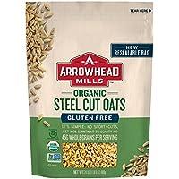 Arrowhead Mills Gluten Free Steel Cut Oats, 24 Ounce