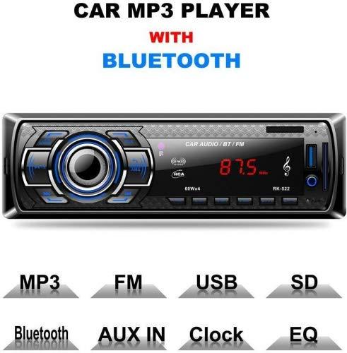 Autoradio Bluetooth, CompraFun Manos Libres Radio