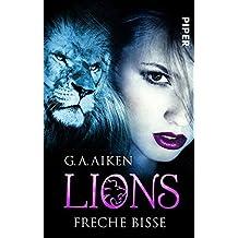 Lions - Freche Bisse: Roman