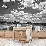 Apalis 94785 Vlies/Fototapete Route 66 II Breit | Vlies Tapete Wandtapete Wandbild Foto 3D Fototapete für Schlafzimmer Wohnzimmer Küche | Größe: 255x384 cm