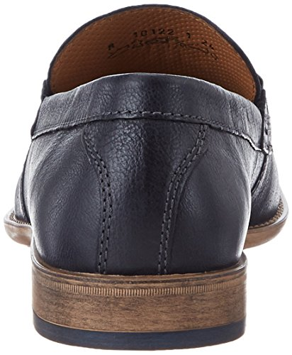 Fretz Men Tosco, Mocassins Homme Blau (Blue)
