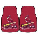 Best FanMats Car Mats - FANMATS MLB St Louis Cardinals Nylon Face Carpet Review