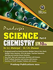 Pradeep's Science Chemistry for Class 10 - Examination 2021-
