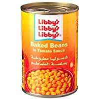 Libby Baked Beans in Tomato Sauce, 420 gm