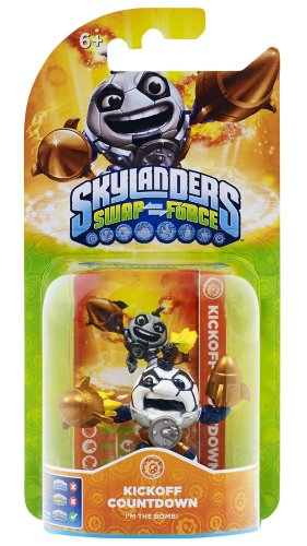 Skylanders Swap Force - Single Charakter - New Core - Kickoff Countdown