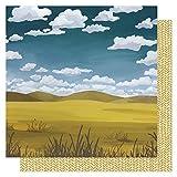 Best American Crafts Feuilles d'artisanat - Un canoë deux 350320Waves de papier à grain Review