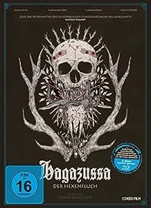 Hagazussa - Der Hexenfluch (2-Disc Limited Edition) (+ DVD) [Blu-ray]