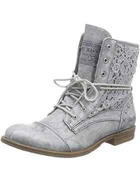 Mustang Damen 1157-527-852 Combat Boots