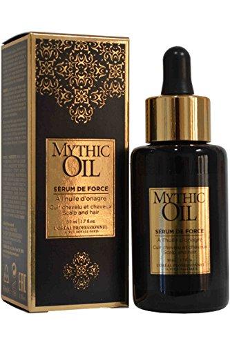 L´oréal Professionnel Mythic Oil Sérum De Force Serum Zur Regeneration, Nährung Und Schutz Des Haares 50 Ml