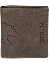 Brown Bear Classic Collection Men's Wallet