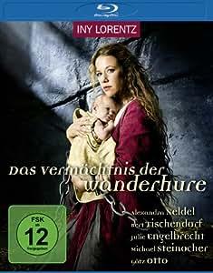 Das Vermächtnis der Wanderhure [Blu-ray]