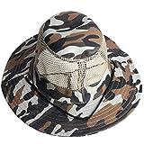 Oyedens Sombrero, Al Aire Libre De Sun Del Acoplamiento De Sombra Pesca Del Sombrero Del Cubo Del Casquillo