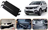 #4: Auto Pearl - Premium Quality Car Seat Gap Filler Black For - Tata Hexa