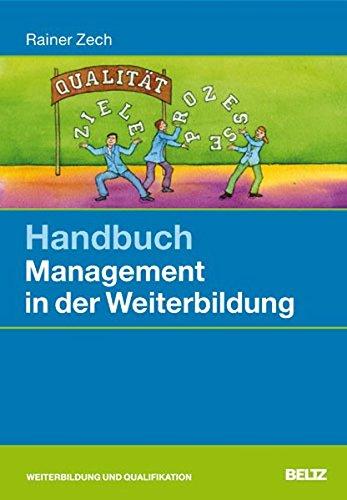 Handbuch Management in der Weiterbildung