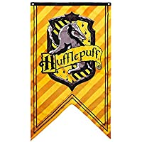 Harry Potter Wall Banner, gryffindor | hufflepuff | ravenclaw | Casa Slytherin bandera de decoración (70X125CM)