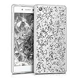 kwmobile Crystal Case Hülle für Sony Xperia M5 aus TPU