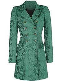 Vive Maria Amadeus Coat Girl-Mantel grün