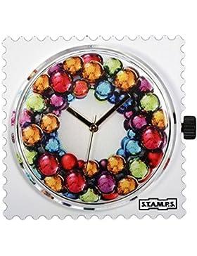 S.T.A.M.P.S. Uhr Colorful Circle 1511078