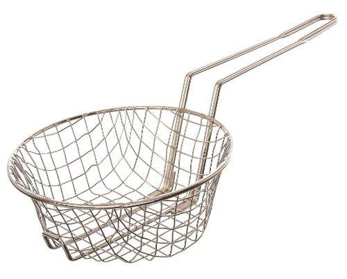 update-international-cub-8c-8-nickel-plated-coarse-mesh-culinary-basket-by-update-international