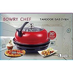 Grill Pan Gas Tandoor Oven for Tandoori Cooking