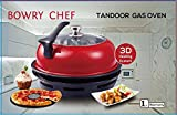 Grill Pan Gas Tandoor Oven for Tandoori Cooking Indoor BBQ