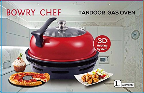 Crock Pot Pan (Grill Pan Gas Tandoor Oven for Tandoori Cooking)