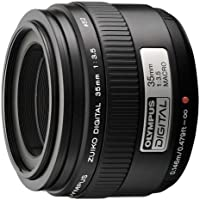 Olympus Zuiko Digital EM 35 mm f3.5 Macro Objektiv (Four Thirds, 52 mm Filtergewinde)
