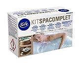 Gre Kit Spa Complet - Individuelles Wasserpflegeset für Whirlpools, geeignet für aufblasbare Modelle und aus Fiberglas.