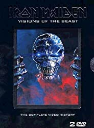 Iron Maiden: Visions of the Beast (NTSC)