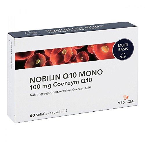 Nobilin Q10 Mono 100 mg Kapseln 60 stk