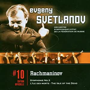 Rachmaninov: Symphony 3, The Isle of the Dead