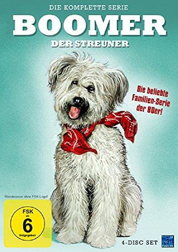 Boomer, der Streuner - Die komplette Serie [4 DVDs]