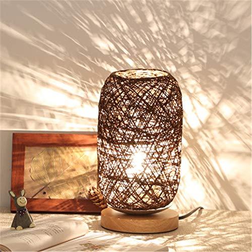 Led Tischlampe Neuheit Led Nachtlicht Usb Neben Schreibtischlampe Wohnkultur Schlafzimmer Kinder Baby Kind Geschenk Hellbraun 140Mm (Usb Lade Touch)